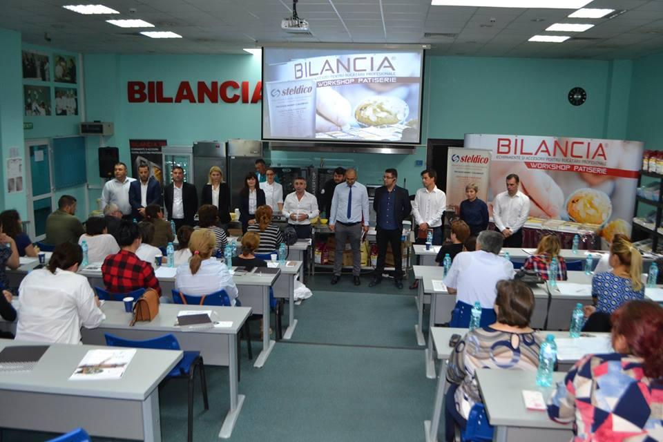 Demonstrație Gustul Ciocolatei sesiunea a-VIa Bucuresti 2018